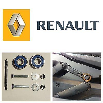 DIY  Renault Scenic II & Grand Scenic 2 Driver Wiper Arm Repair Set with manual