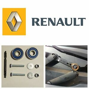 diy renault scenic ii grand scenic 2 driver wiper arm repair set with manual ebay. Black Bedroom Furniture Sets. Home Design Ideas