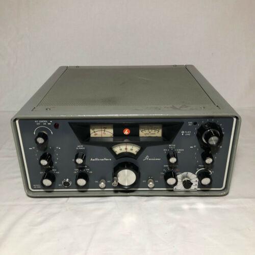 Hallicrafters SR-2000 Hurricane Transceiver (For Parts)