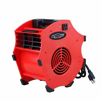 Speedway Heavy Duty Portable Industrial Fan Blower With 3 Speed Csacus Approval