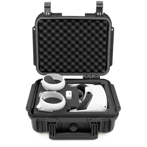 CM Case for Oculus Quest 2 VR Travel Carrying Case and VR Accessories, Case Only