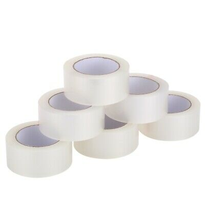 10 Rolls 2mil 2x110 Yds330clear Carton Sealing Packing Package Tape