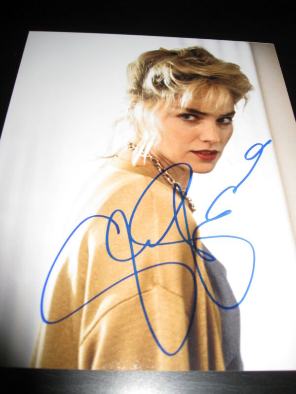 SHARON STONE SIGNED AUTOGRAPH 8x10 PHOTO BASIC INSTINCT BABE HOT SEXY COA H