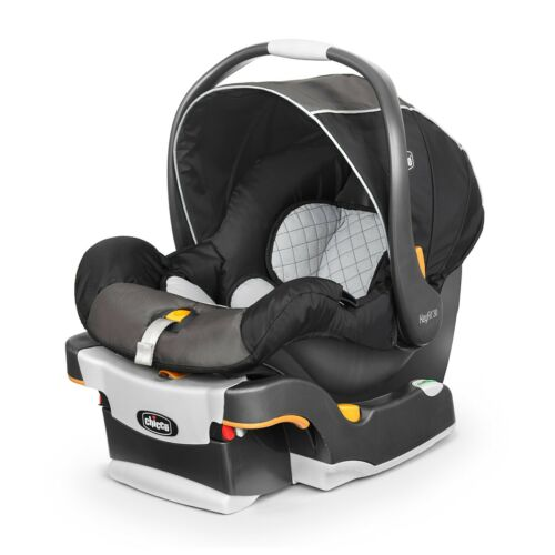 Chicco KeyFit 30 Infant Car Seat with Base, Usage 4-30 Pounds, Iron