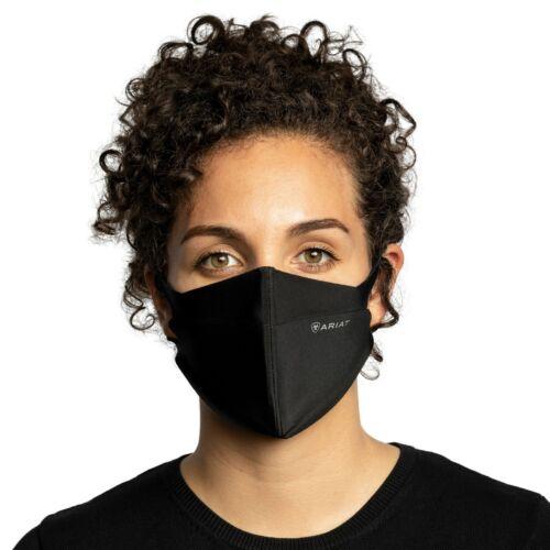 Ariat AriatTEK™ Unisex Black Face Mask 10036888