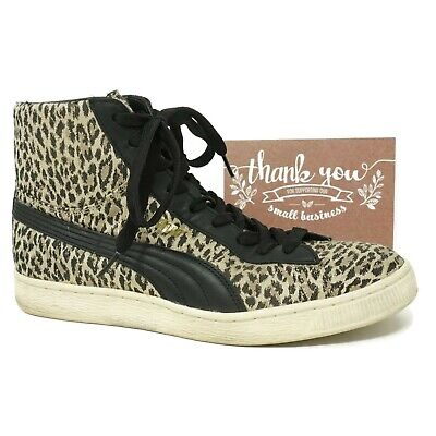 Puma House Of Hackney Unisex Basket Classic Sneakers Size 8 Mens 9.5 Womens