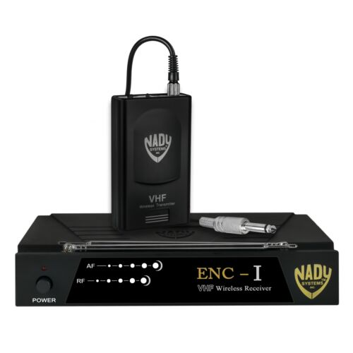 Nady Encore I GT Wireless Electric / Bass Guitar System (New)