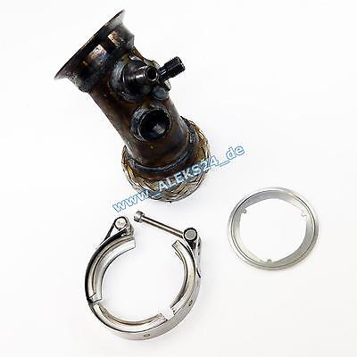 Reparatursatz Flexrohr mit Schelle und Dichtung DPF VW Crafter 2.5 TDI *Neu*