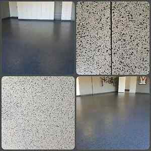 Garage Floor Epoxy  Coating  - Heavy duty and Industrial Grade Gladesville Ryde Area Preview