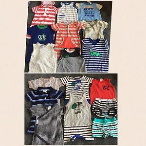 Size 00 boys summer clothes Weston Weston Creek Preview