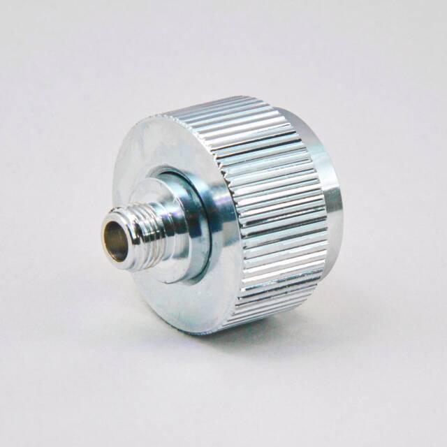 JBL ProFlora Adapt u-m 2 Druckminderer Umrüstung von Einweg auf Mehrweg Adapter