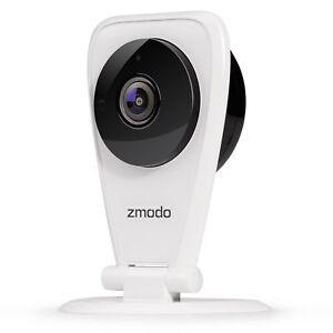 Zmodo EZCam 720p HD WiFi Wireless Surveillance IP Camera wit