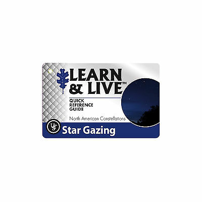 Ultimate Survival Technologies Learn & Live Star Gazing Cards Pocket Reference