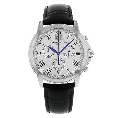 Raymond Weil Tradition 4476-STC-00300 Stainless Steel Quartz Men's Watch