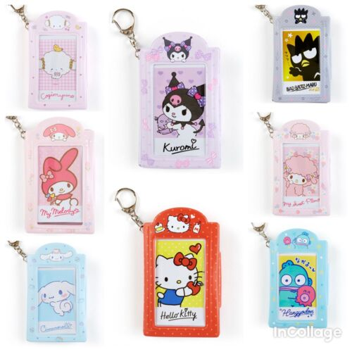 Hello Kitty / My Melody... Card Case Holder Sanrio Official Japan
