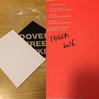 Fw16 Gosha Rubchinskiy 'the Purfume Libro Dsm Exclusivo Firmado 1:1000 Edt -  - ebay.es