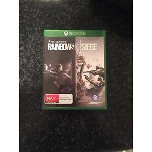 Tom Clancy's Rainbow Six Siege | Xbox one