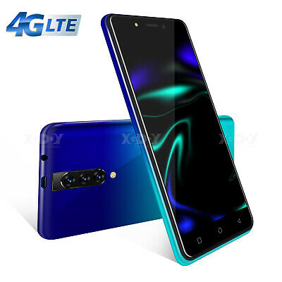 Android Phone - 4G 3G Unlocked Smartphone Android 16GB Mobile Smart Phone Dual SIM Phablet Cheap