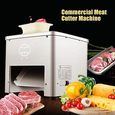 Electric Meat Slicing Shredding Cutting Machine Meat Cutter Slicers 85mm Blade
