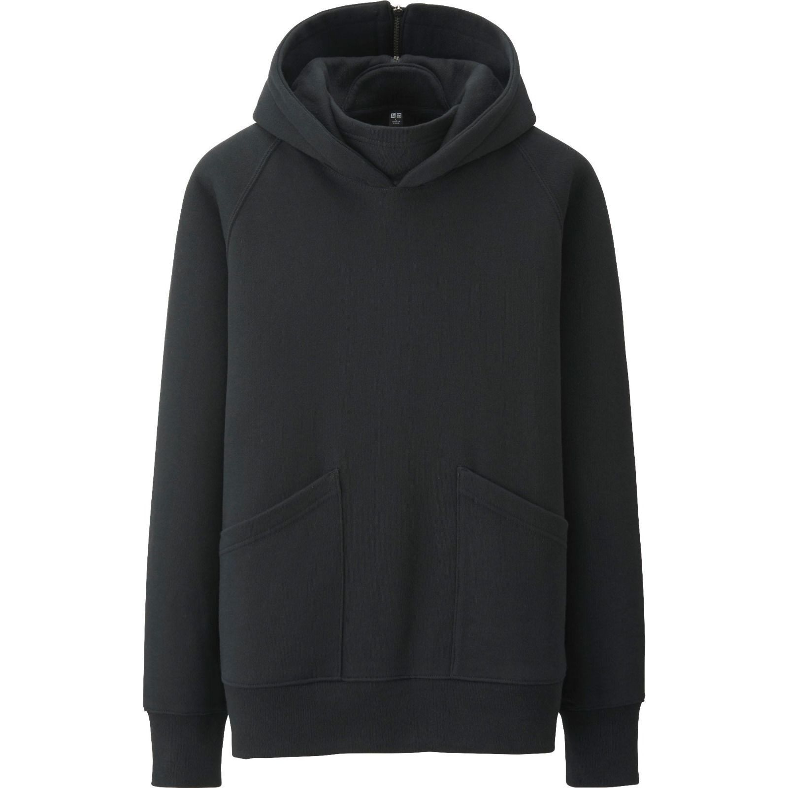 Collection Black Pullover Hoodie Pictures - Reikian