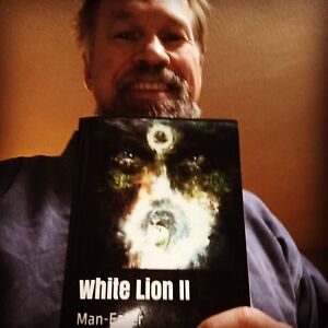 Offline Book Launch of Man Eater White Lion II