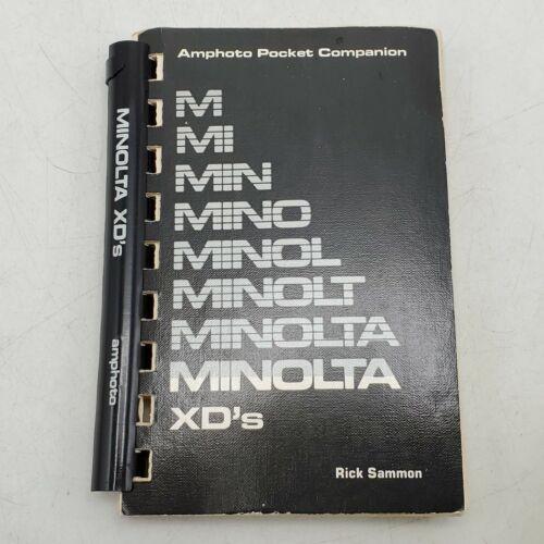 1980 Minolta XD