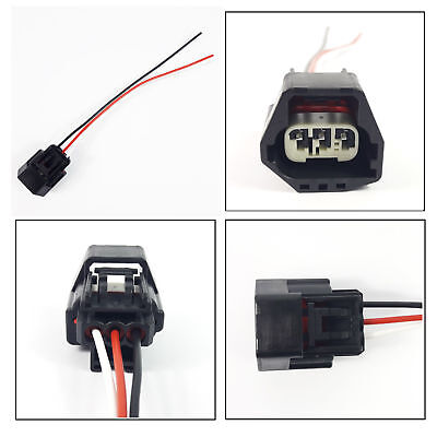 VAUXHALL OPEL HEADLIGHT RELAY EXTENSION WIRING HARNESS LOOM 3 PIN CONNECTOR