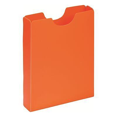 Schulheftbox A4 orange PP Pagna Heftbox 21005-09