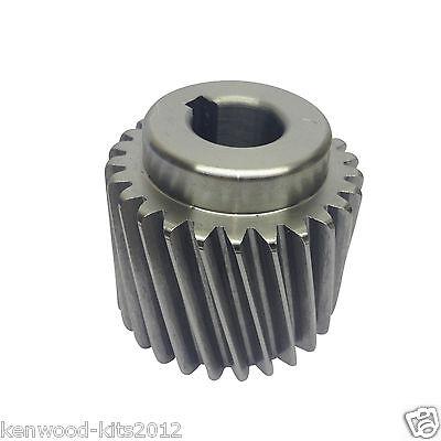 """Mild Steel Motor Pinion Gear For Crypto Peerless C28 Potato Peerler 5/8"""" Shaft."""