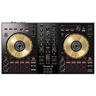 Pioneer DDJ-SB3-N Limited Edition Gold 2 Channel Serato Software DJ Controller