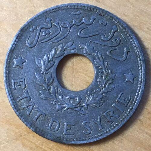Syria 1940 Piastre; KM-71a; AU (#s16)