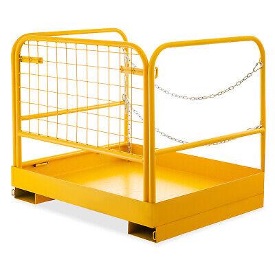 3629 Forklift Work Platform Safety Cage Aerial Work Durable Platform