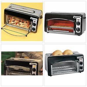 Hamilton Beach Toaster Oven Toastation 2 Slice Countertop Kitchen Bread Pizza