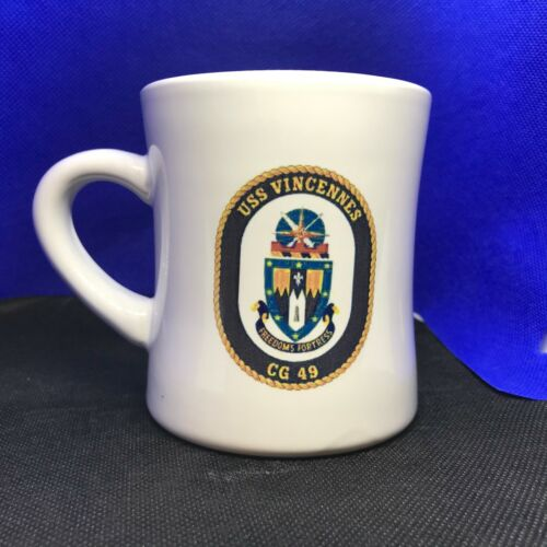 Victory Mug USS VINCENNES (CG 49)