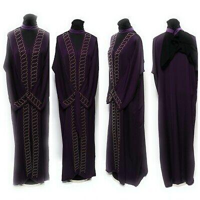 Women Open Front Abaya/Maxi Dress/Islamic Wear/Saudi Women Dress.burka.size 58 for sale  Shipping to United States