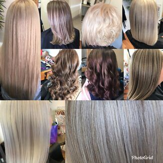 Home/mobile hairdresser-  Brisbane all areas 💫