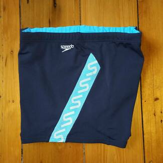 Speedo Monogram Swim Trunks Size 18