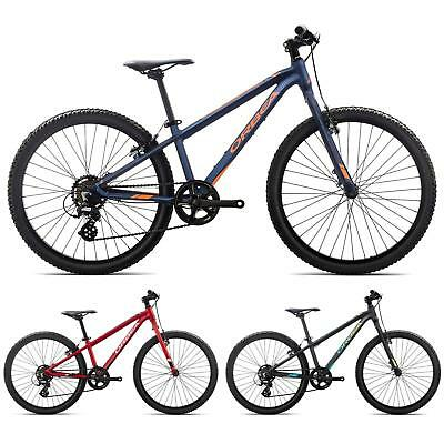 Orbea MX 24 Dirt Kinder Fahrrad 7 Gang MTB Rad Aluminium Mountain Bike