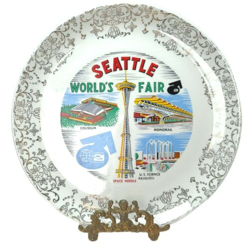 Vintage Seattle World