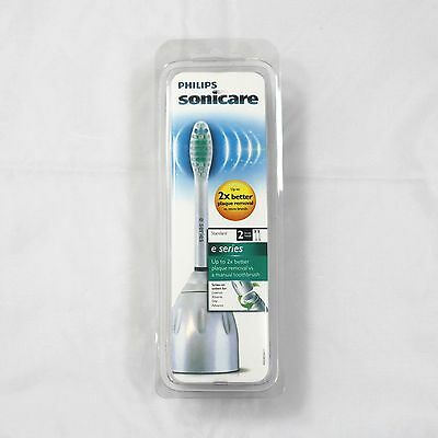 New 2 Pack Genuine Philips Sonicare E Series HX7002 Replacement Brush Heads on Rummage