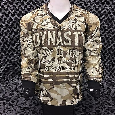 89787655 New HK Army 2017 Dynasty Hardline Paintball Jersey - Camo - XX-Large