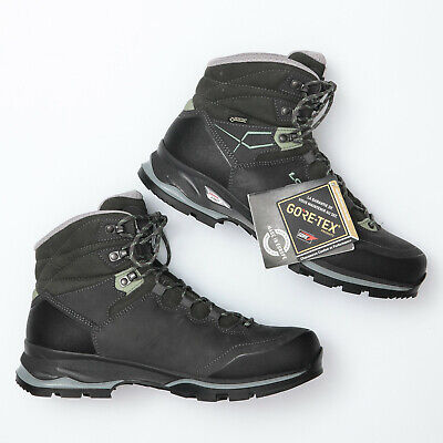 Lowa Lady Light GTX Graphite/Jade Leather Hiking Boots - Size 9.5 (EU 42) Gtx Light Hiking Boot