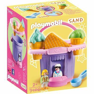 "Playmobil Sand Sandeimerchen "" Ice Cream Store "" Art. 9406"