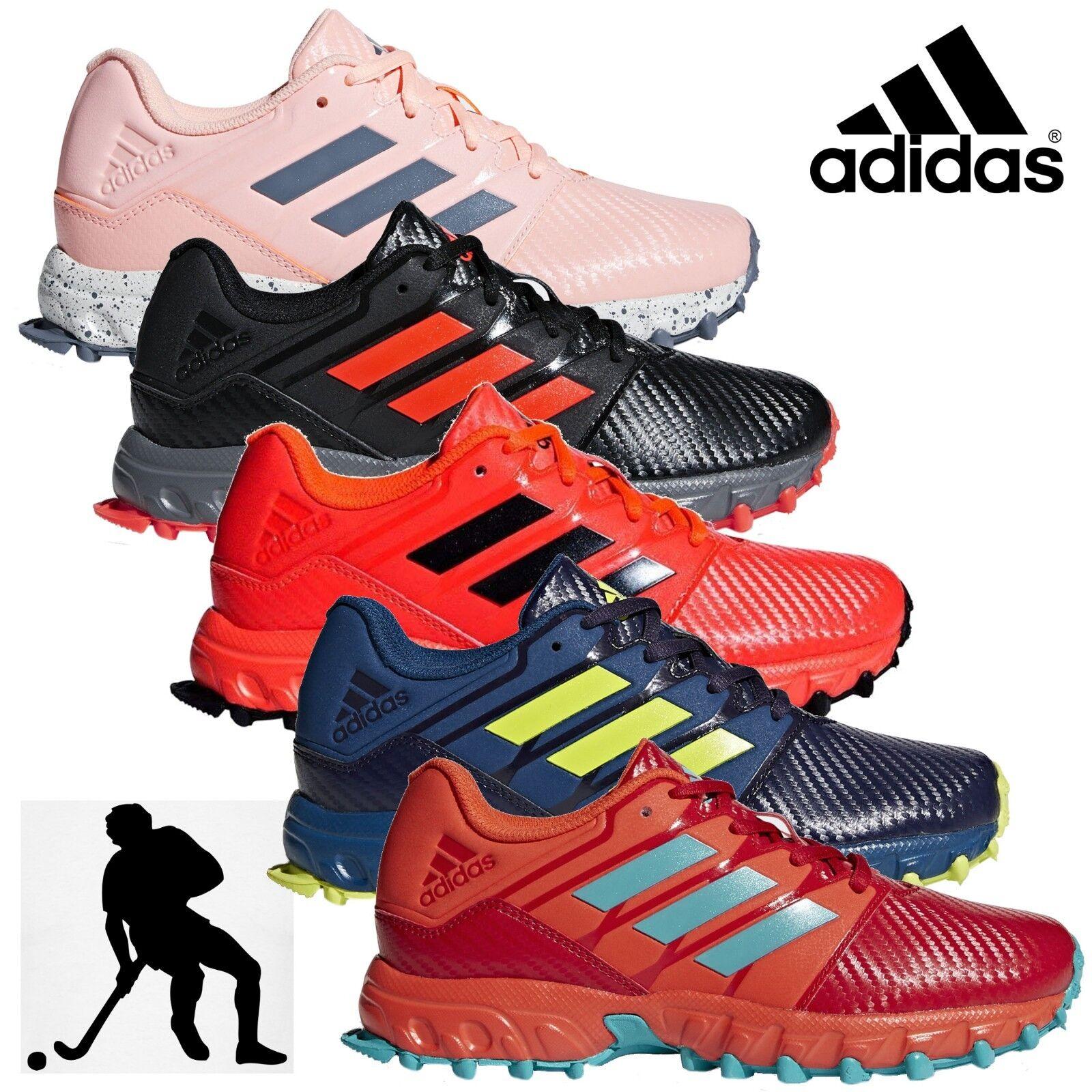 many styles hot product high fashion Détails sur Adidas Lux Junior de hockey sur gazon Chaussures Enfants  Garçons & Filles Unisexe Sports Baskets- afficher le titre d'origine