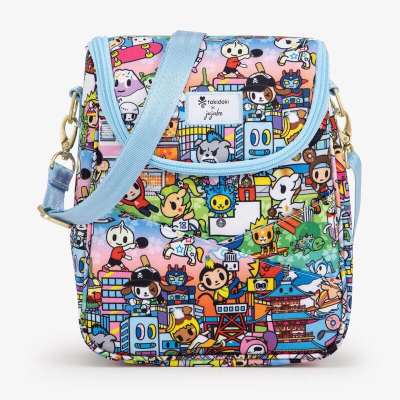 NWT Tokidoki x JuJuBe Exclusive Be Cool- Team Toki Bottle Cooler Lunch Bag