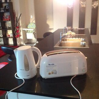 kettle and toaster Meadow Springs Mandurah Area Preview