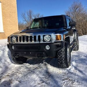 2006 H3 HUMMER - 4x4 - Warranty - Low KM - Great Condition
