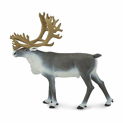 Caribou Wild Safari Figure Safari Ltd NEW Toys Educational Animals Collectibles