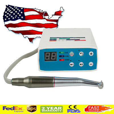 Dental Brushless Electric Motor Micromotor 15 Increasing High Speed Handpiece