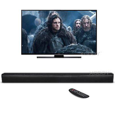 TV Lautsprecher Soundbar Bluetooth Wireless Heimkino Sound Bar Koaxial RCA HDMI